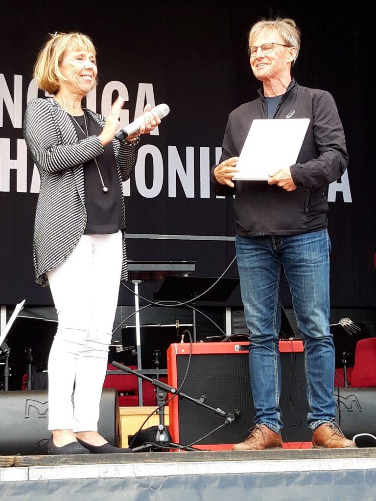 Barbro Holmberg och Tomas Gertonsson